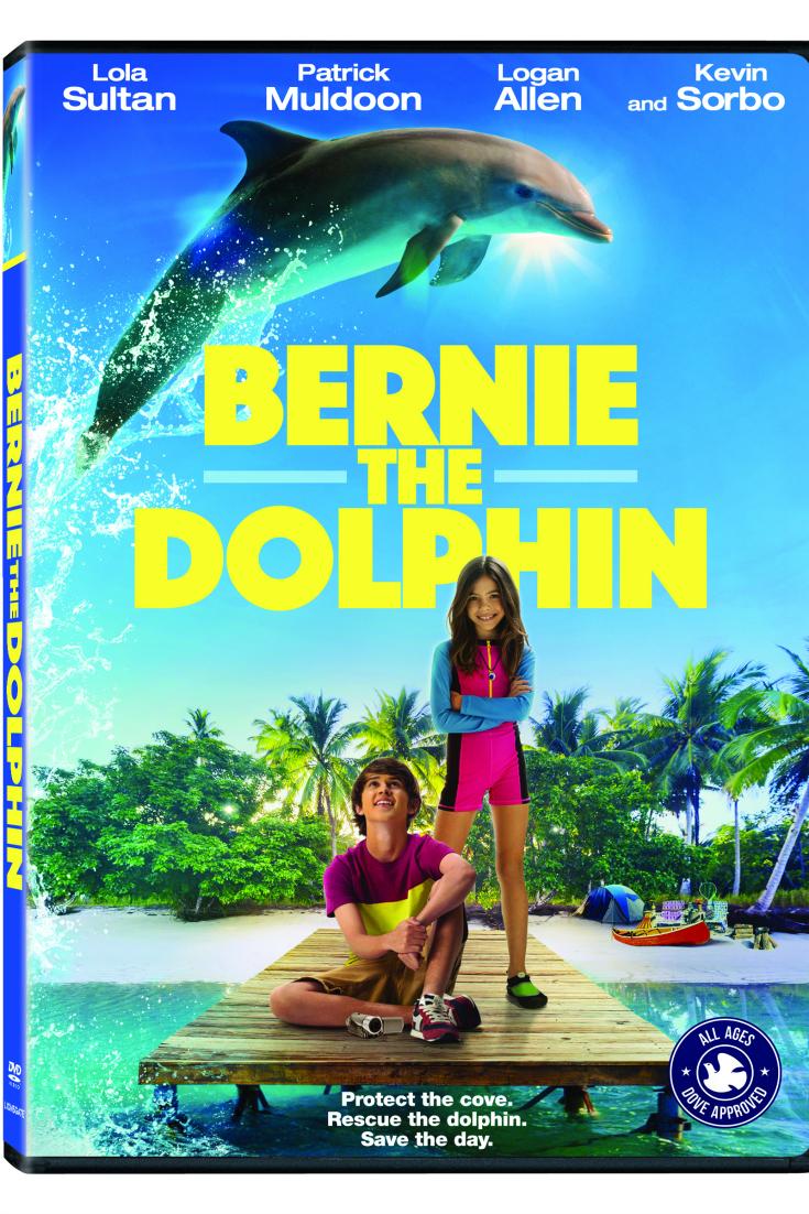 pin bernie the dolphin