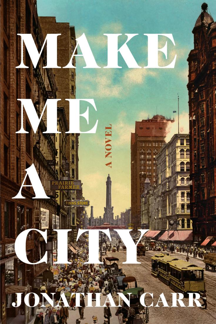 pin book make me a city