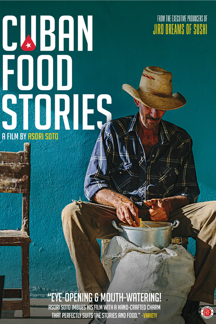 pin cuban food stories dvd