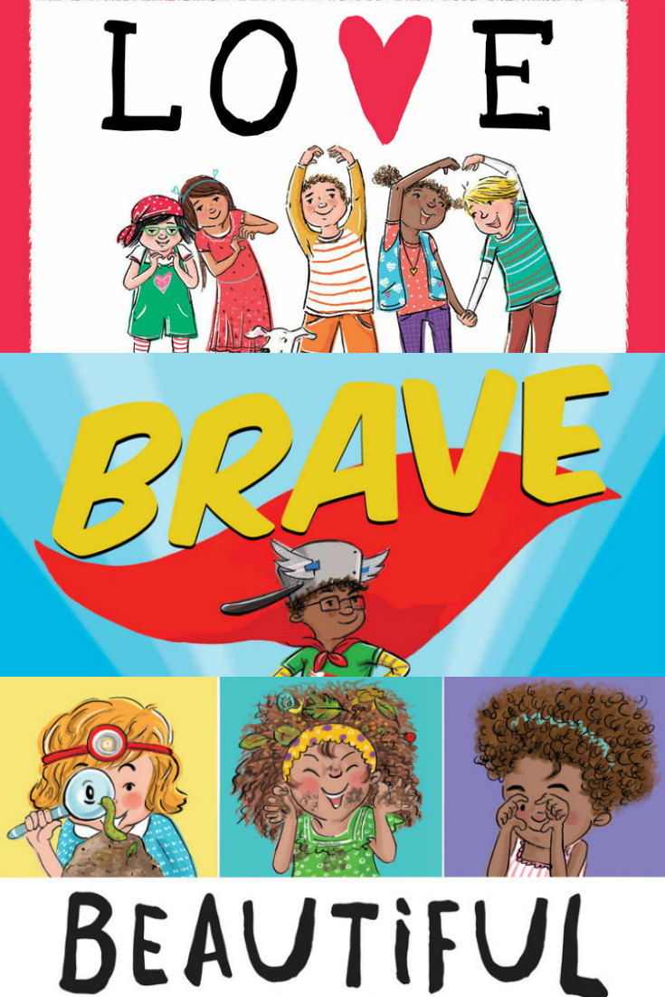 pin love brave beautiful books
