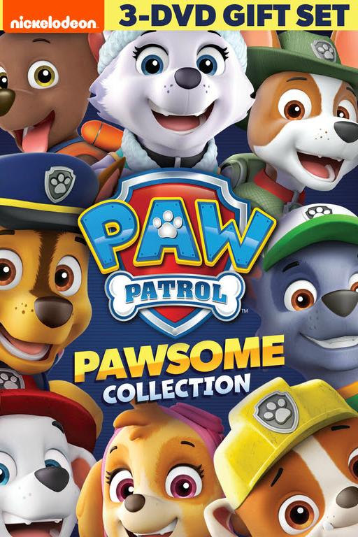 pin paw patrol pawsome