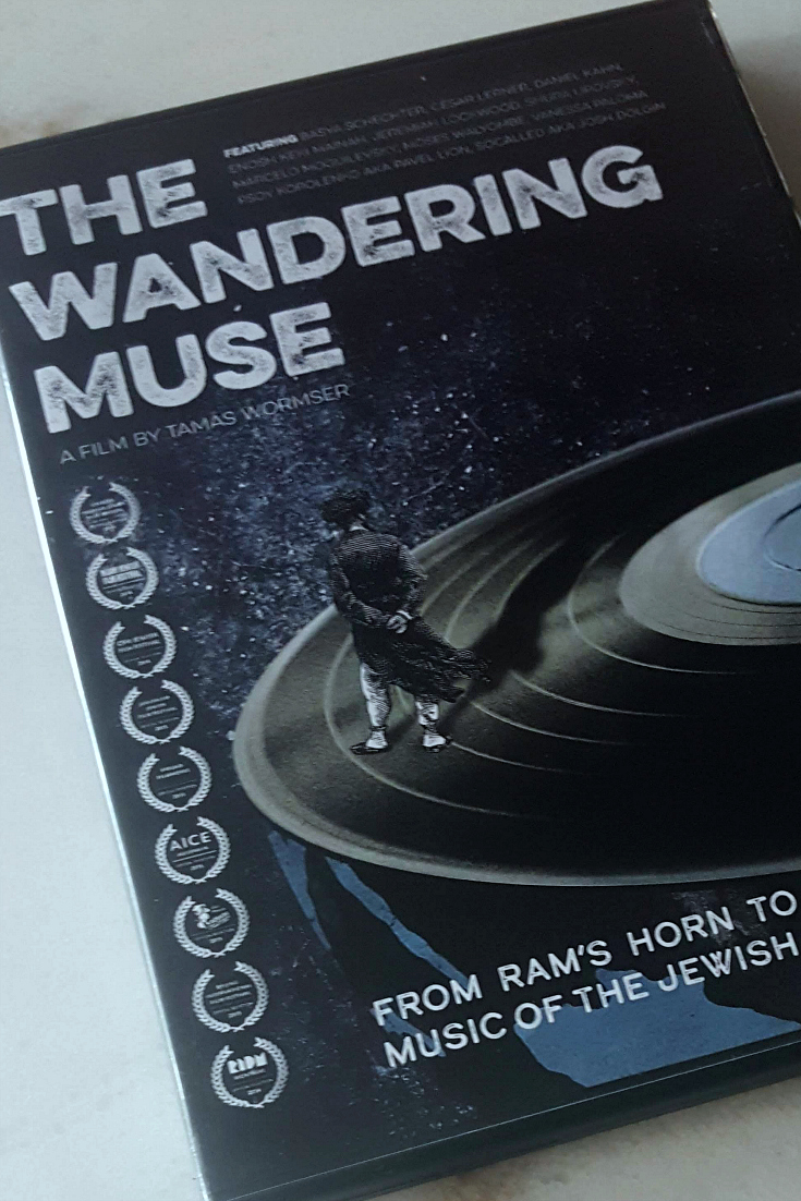 The Wandering Muse DVD - A Film by Tamas Wormser- From Ram's Horn to Beatbox Music of The Jewish Diaspora