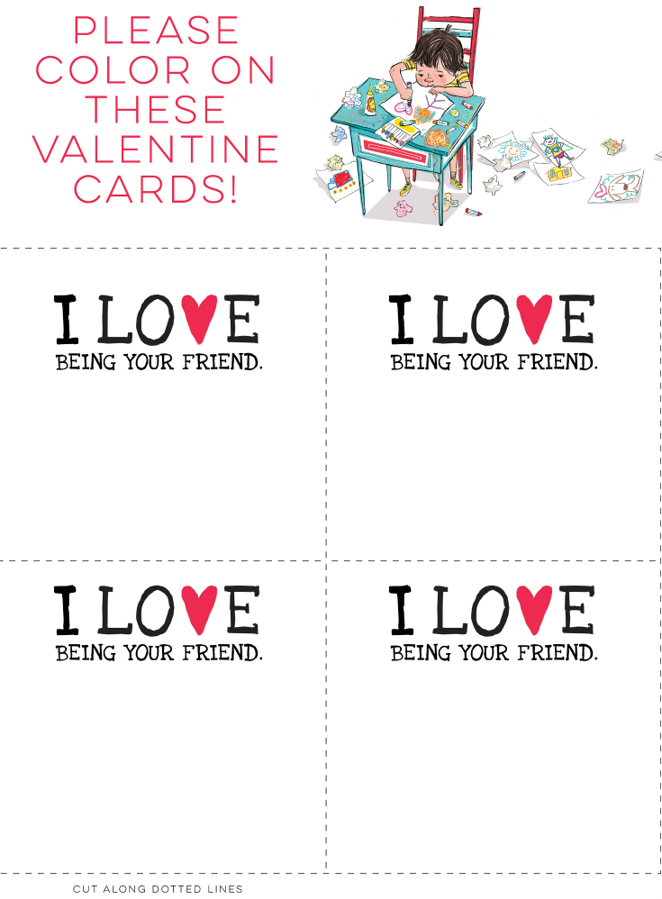 top love valentine cards