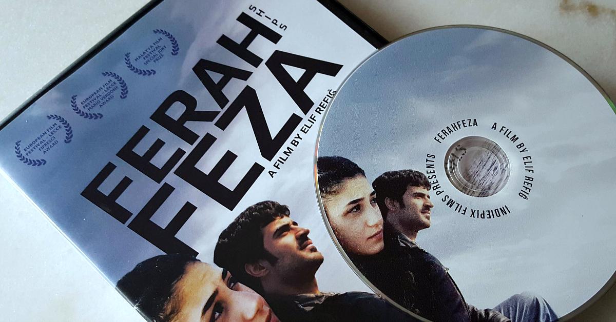 ferahfeza ships movie dvd