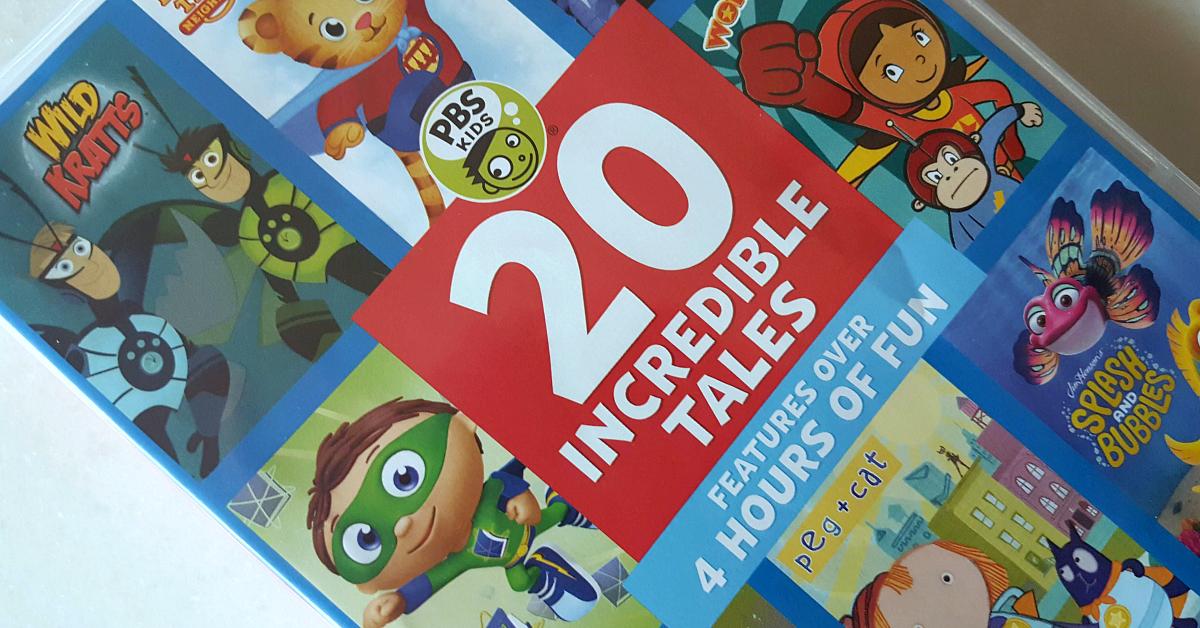 1 pbs kids incredible tales