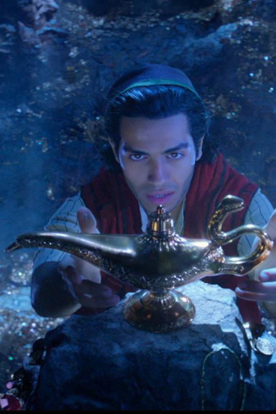 First TV Spot for Disney's Live Action Aladdin