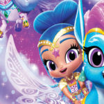 Shimmer and Shine: Flight of the Zahracorns Giveaway
