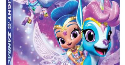feature Shimmer and Shine Flight of the Zahracorns