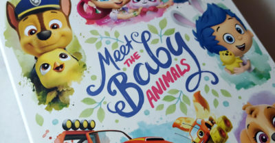 feature baby animals dvd