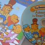 The Berenstain Bears Adventures in Bear Country DVD