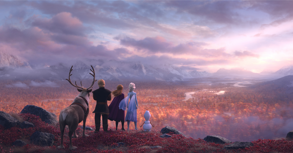 feature frozen 2 scene