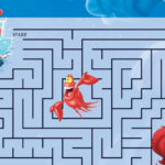 Free Disney Little Mermaid Maze
