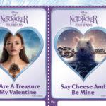 Free Printable Nutcracker Valentines