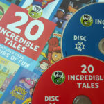 PBS Kids Incredible Tales DVD Set