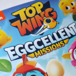 Top Wing: Eggcellent Missions DVD