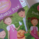 Pinktastic Pets DVD from Pinkalicious & Peterrific