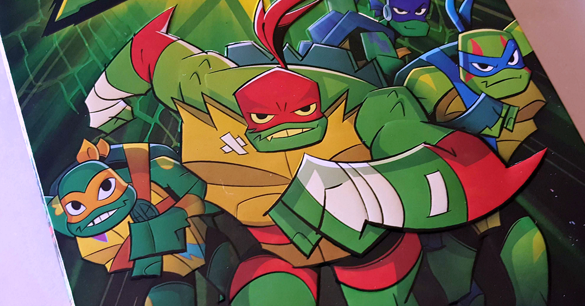 feature Rise of the Teenage Mutant Ninja Turtles