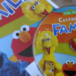 Sesame Street Celebrate Family DVD