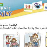 Sesame Street Family Activity Page
