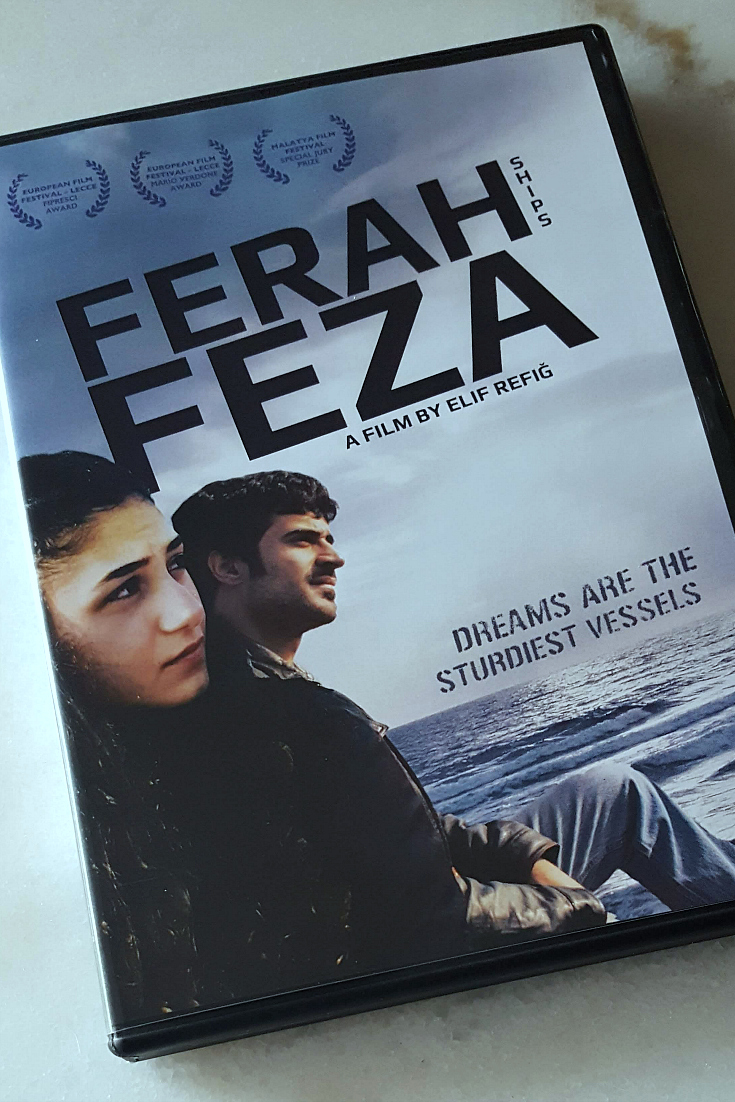Ferahfeza Movie DVD - Ships A Film by Elif Refig - Turkish with English Subtitles