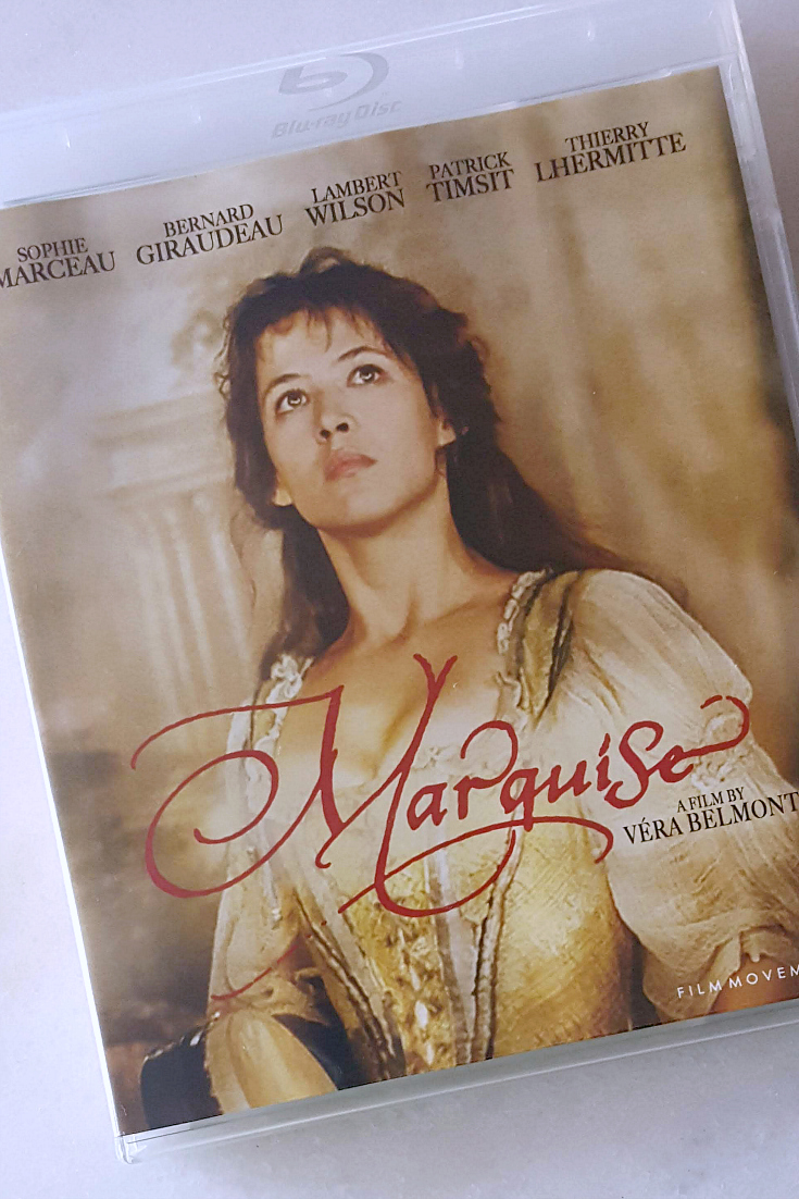 Marquise Blu-ray - Film Movement Classics starring Sophie Marceau