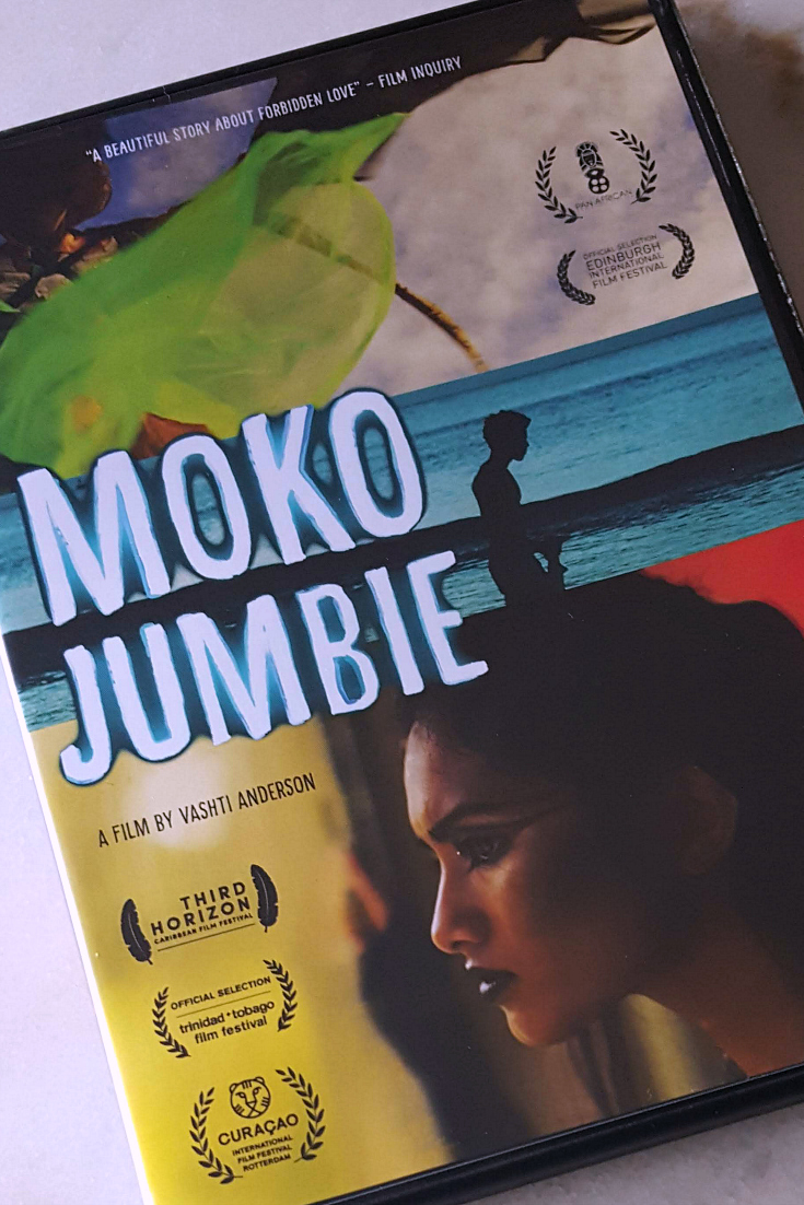 Moko Jumbie DVD movie - Award winning independent film by Vashti Anderson