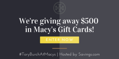 Macys Giveaway