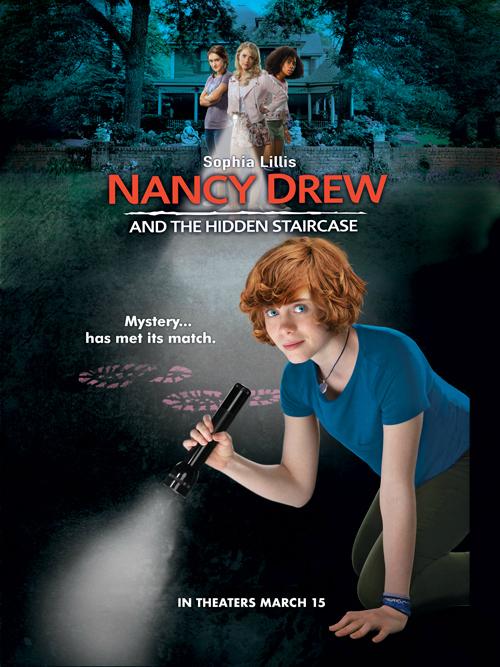 Pin Nancy Drew Movie Poster