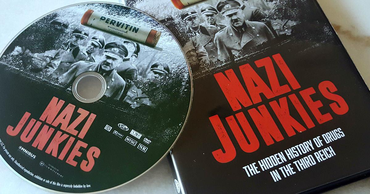 WWII Documentary DVD - Nazi Junkies | Mama Likes This