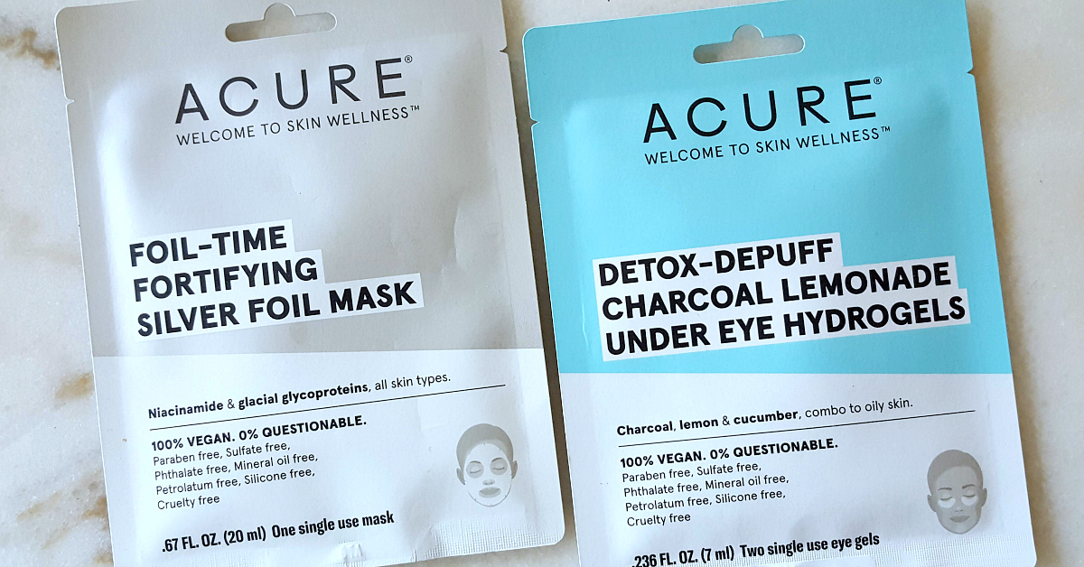 expo west acure masks