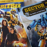 Bumblebee Blu-ray DVD plus Digital