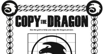 feature dragon art