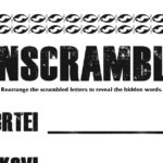 Dragon Word Scramble Printable from HTTYD3
