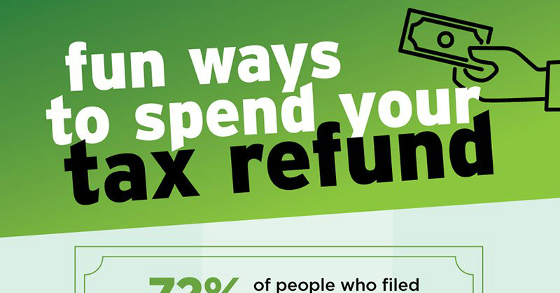 feature fun ways to spend your tax refund