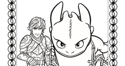 feature hiccup and toothless