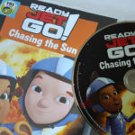 Ready Jet Go! DVD from PBS Kids