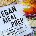Vegan Meal Prep Book – 125 Ready To Go Recipes