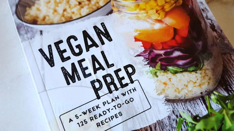 feature vegan meal prep book
