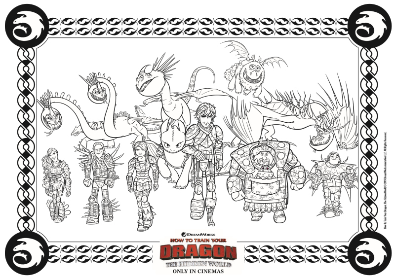- HTTYD Coloring Page - Free Printable Activity Mama Likes This