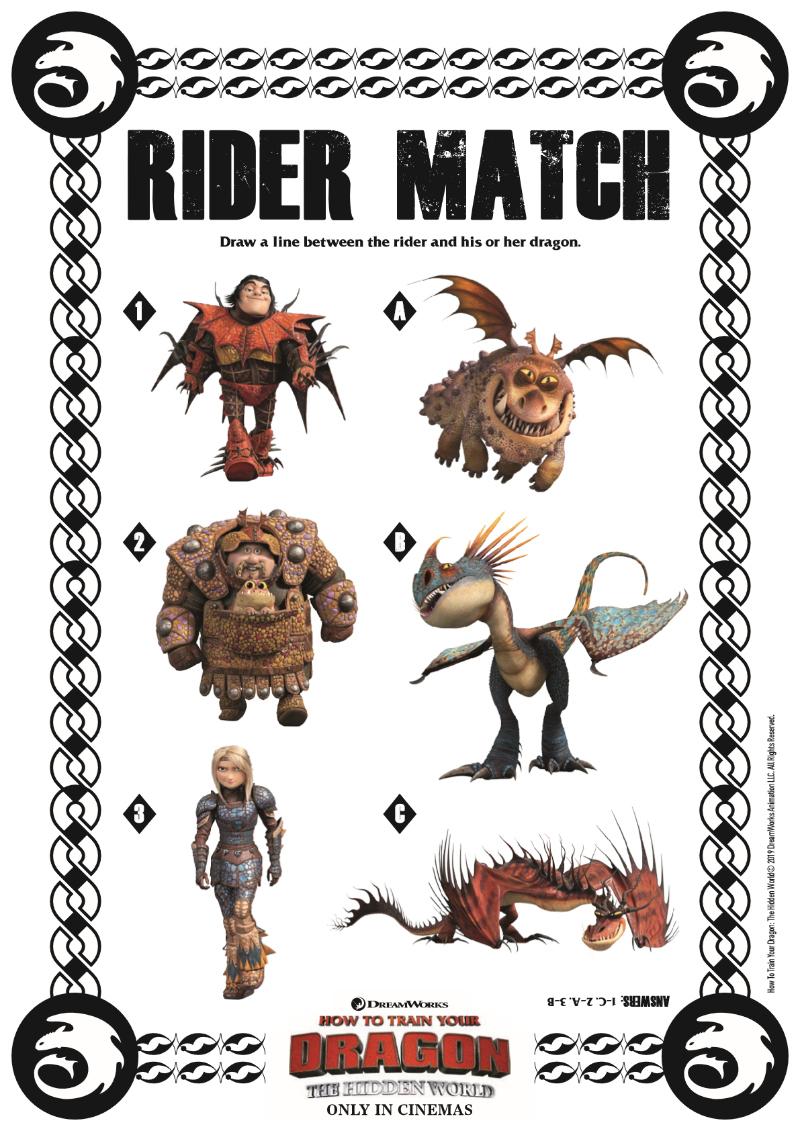 pin dragon matching game
