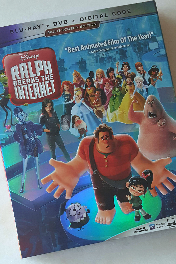 Be Internet Awesome with Disney Ralph Breaks The Internet