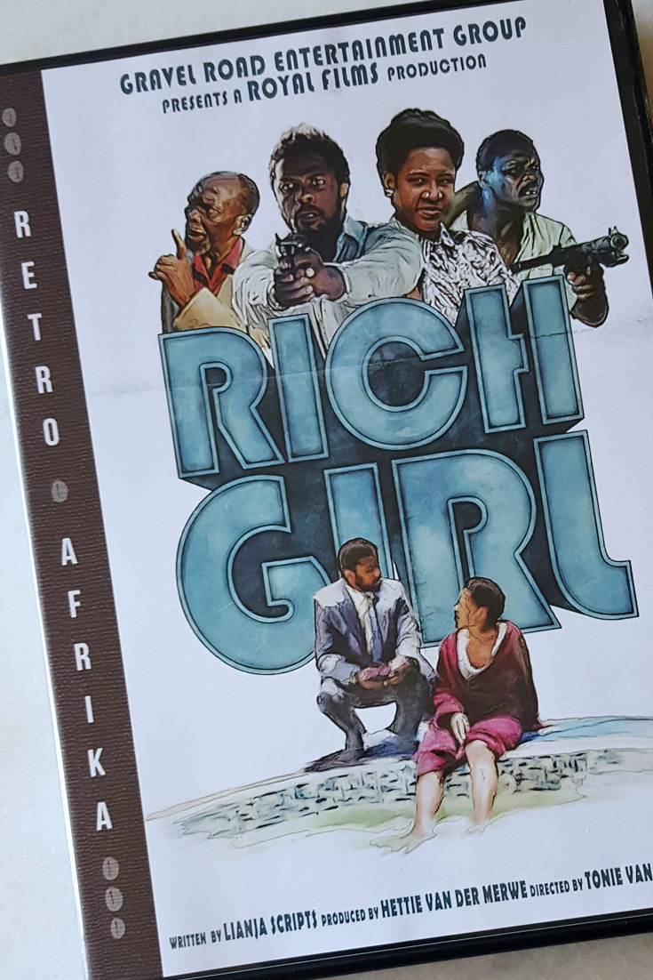 pin rich girl dvd