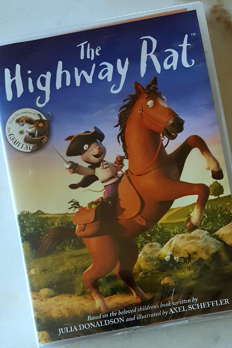 pin the highway rat