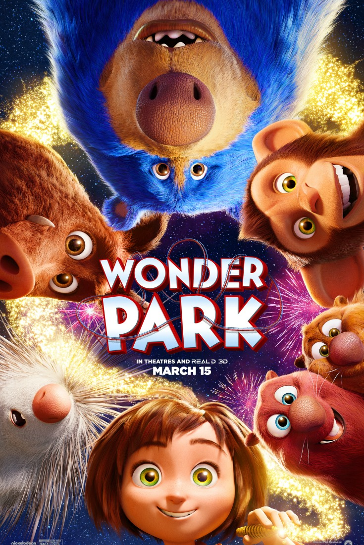 Wonder Park Movie #WonderPark #RWM #ad