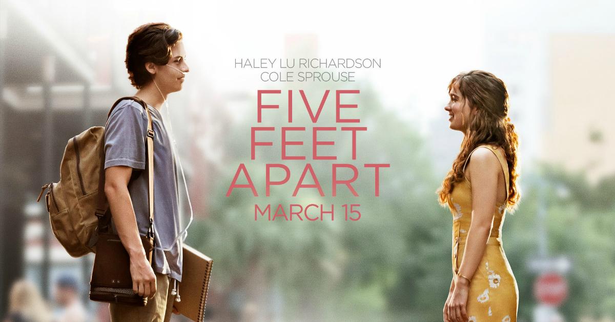 top five feet apart movie