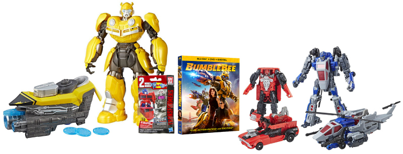 toys transformers bumblebee