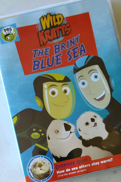 2 pin wild kratts dvd