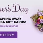 Visa Gift Card Giveaway – Ends 5/3/19