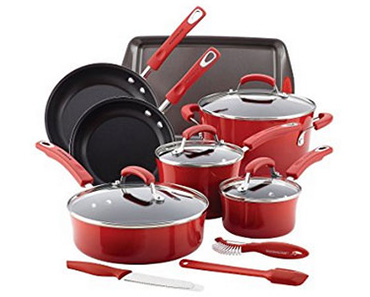 cookware set from rachael ray