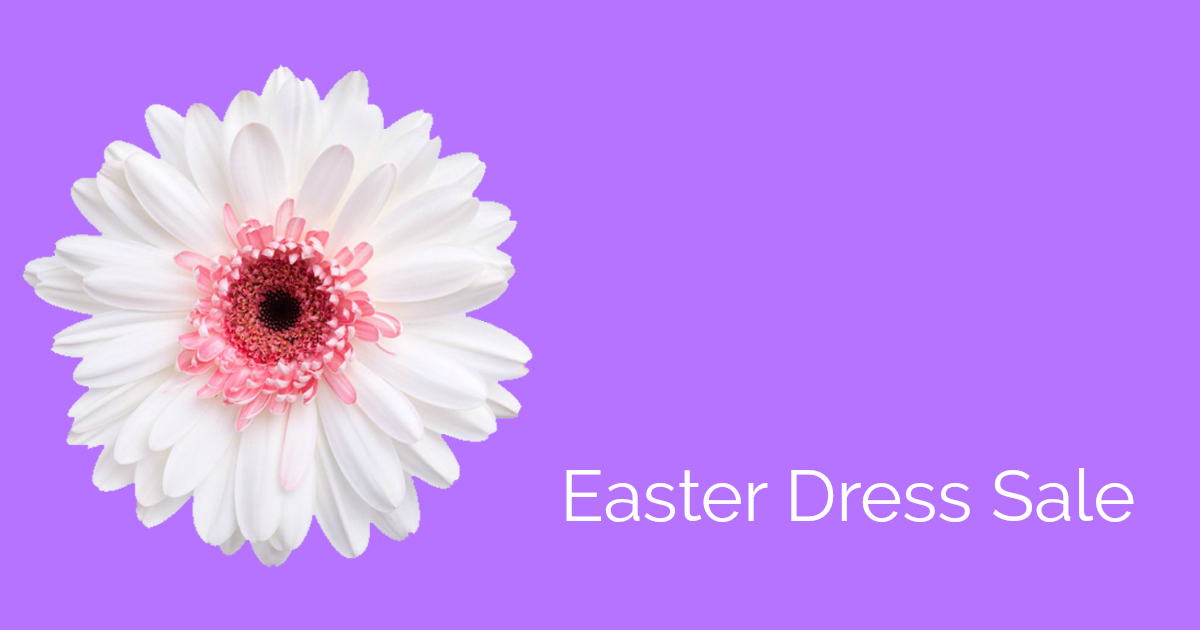 feature easter dress sale